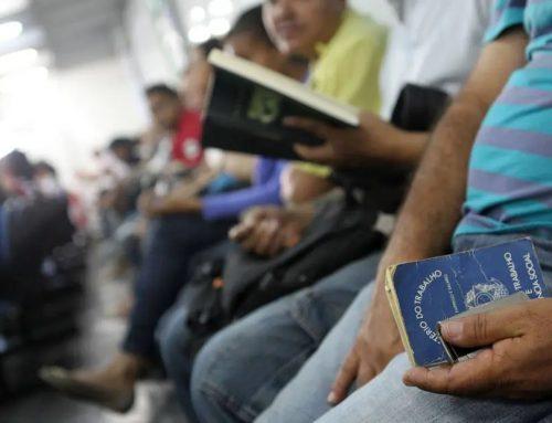 Com pandemia, Brasil teve 150 mil pedidos de seguro-desemprego a mais que em 2019